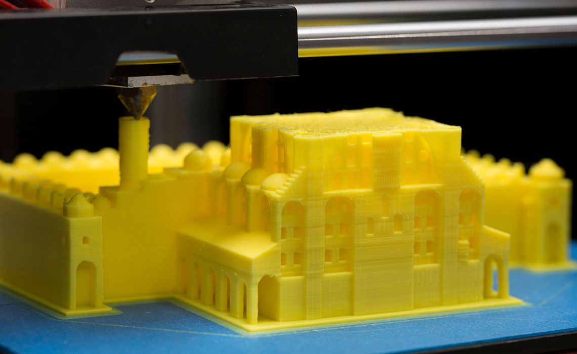 The Advantages of 3D Printing in Architecture