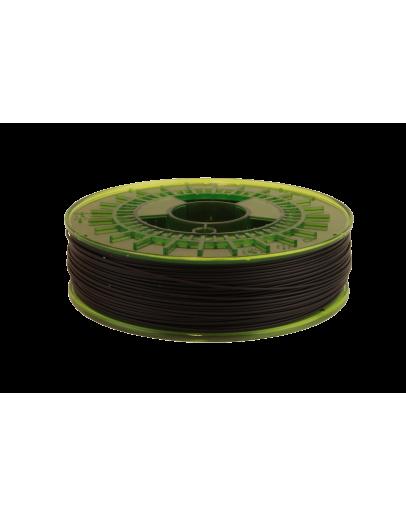 Leapfrog PLA Black 25kg - 1.75mm